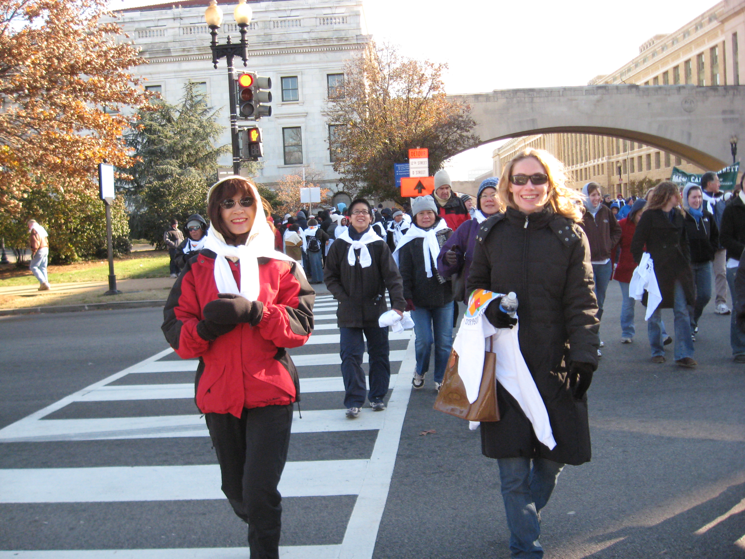 Help the Homeless Walk-A-Thon in Washington, DC